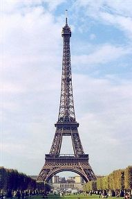 eiffel tower facts and history