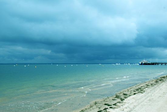 french beach photos