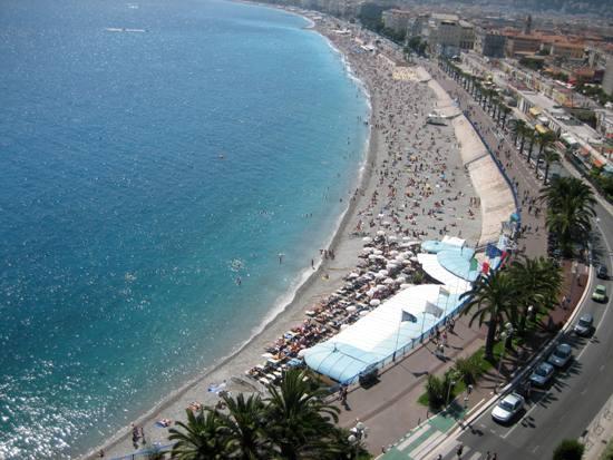 nice france beach