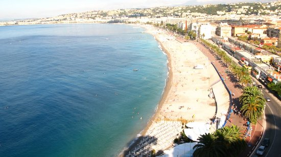 french riviera beach photos