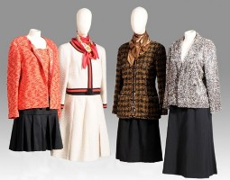 vintage french clothing