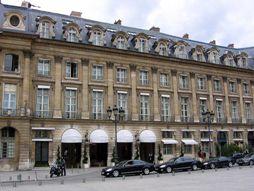 5 star hotels paris
