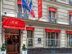 affordable paris hotels