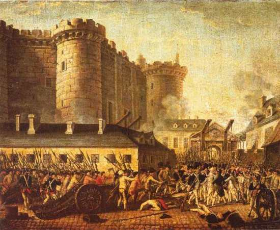 art of the french revolution