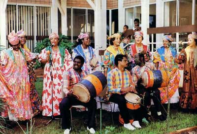 french guiana music