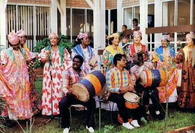 french guiana music