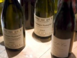 list of french wines