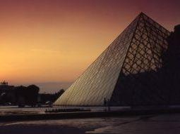 louvre pyramid designer